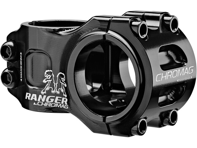 Chromag Ranger V2 Vorbau Ø 31,8 mm schwarz